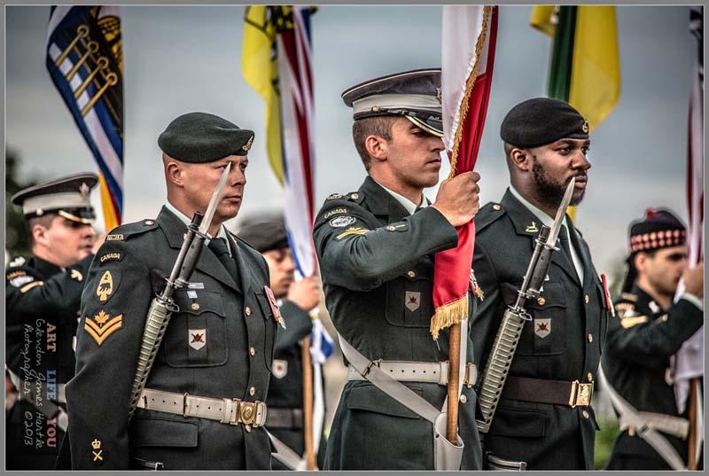 Fortissimo - Ceremonial Guard - Garde de cérémonie