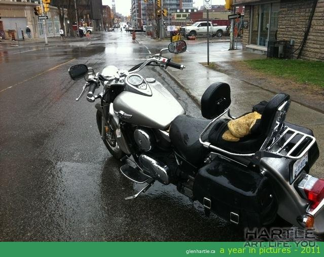 Stalled Bike :(