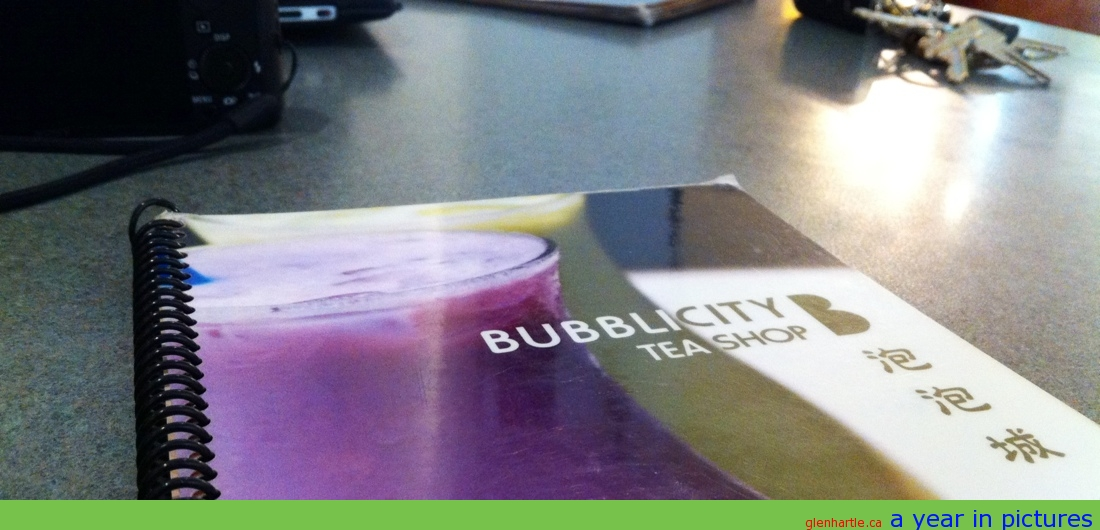 Bubble Toes ~ thank you for introducing me to Bubble Tea :) yum yum