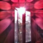 Morning breeze through an open window