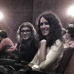 All told, there were 5 of us from home :) ~ the French gals found the accent a little tough...but, as we, LOVED the play ;-)