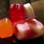 Gummy vitamins - much more fun than veggies :)