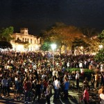 This is the central square EVERY Saturday. Would you like to dance?
