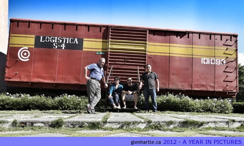 The armoured train of Santa Clara ~ http://trenblindado.com/Story.html
