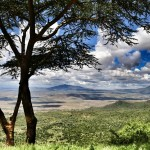 First view of the great Rift Valley ~ cradle of mankind?