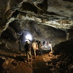 Part II of the cradle: the caves at Sterkfontein ~ where some of the earliest hominids have been discovered.  Wonderful journey into the bowels of the earth.