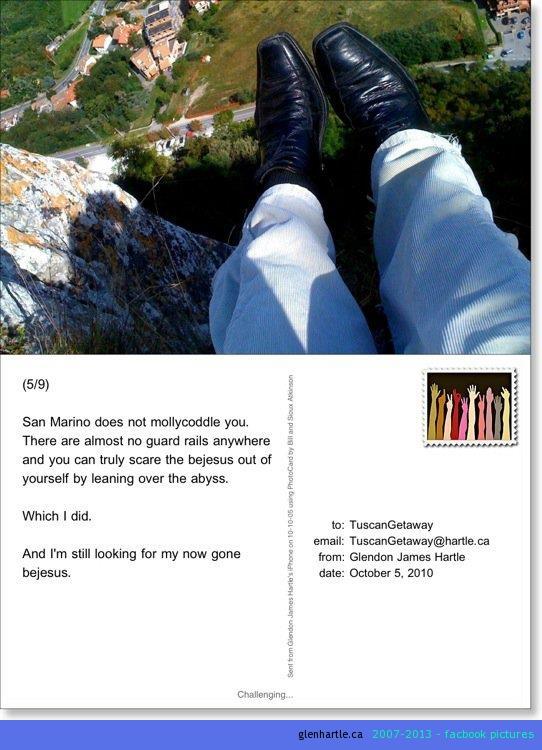 Challenging – TuscanGetaway