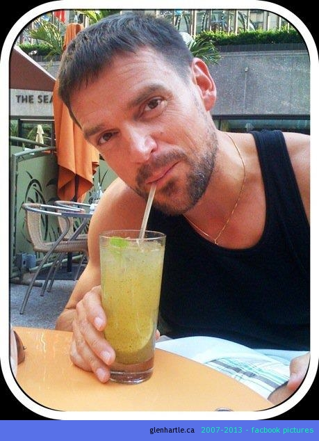 Drinks at Rockefeller Plaza