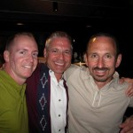 Toronto – Eric and Bill, and Todd from somewhere in Texas…