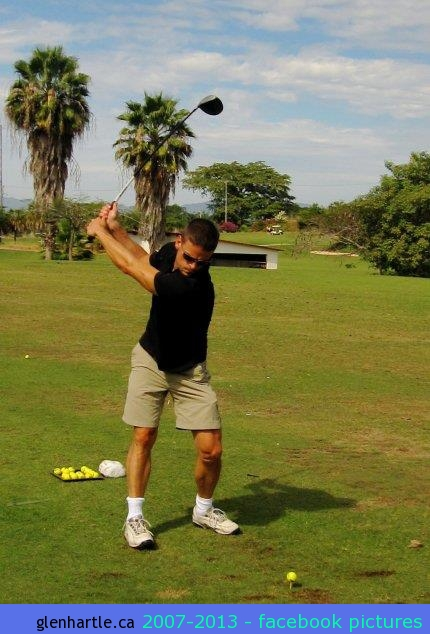 """""""Cut the motion on your backswing"""""""