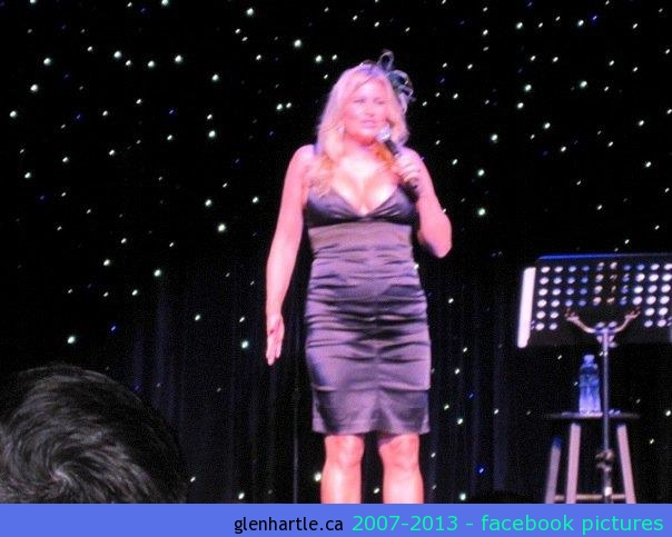 """JENNIFER COOLIDGE was the headliner for the ship.  She's the one from Legally Blond who owns the hair salon and does the """"bend and snap"""" thing. HILARIOUS"""