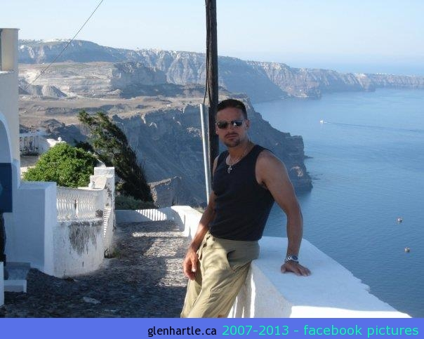 "Santorini is one of those ""WOW"" places"