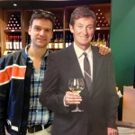 Just #Gretzky and I making choices for this evening @SeanKerr84 @knmckinley
