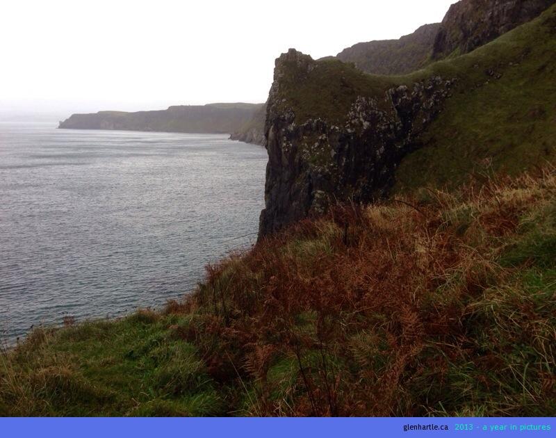 Fantastic coastal views