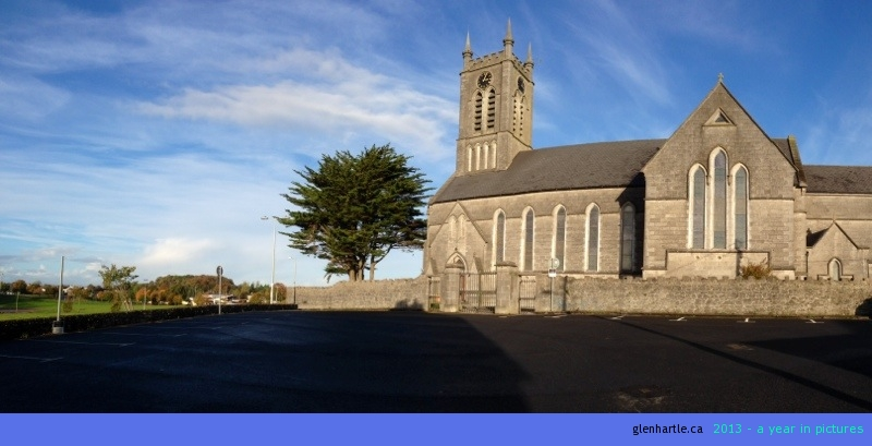 Early morning in Ballinasloe