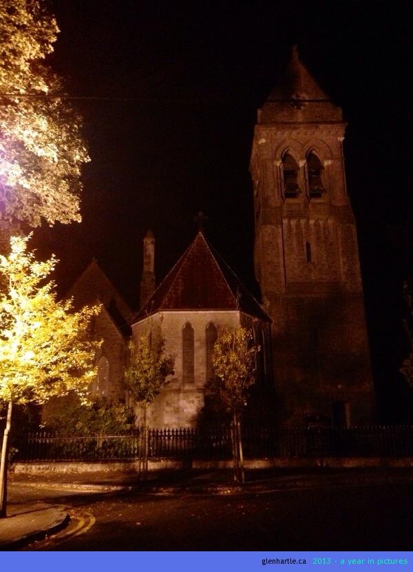 An evening stroll about Ennis