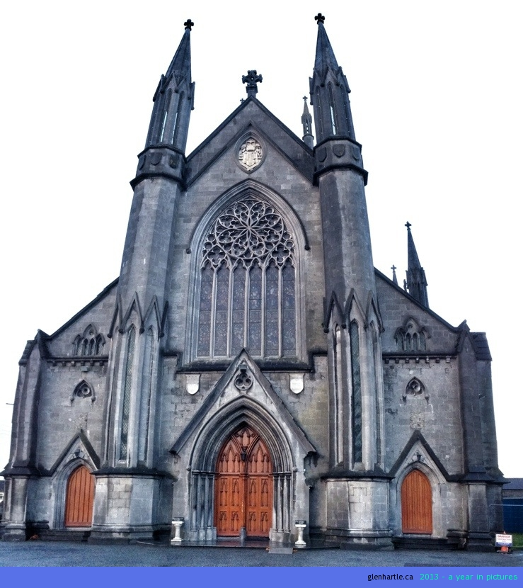 St Mary's Cathedral, Kilkenny, Ireland