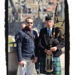 You can learn the bagpipes if you want as long as I can learn the trumpet…