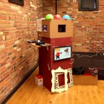 Photo Booth ready again in new locale ~ busy weekend