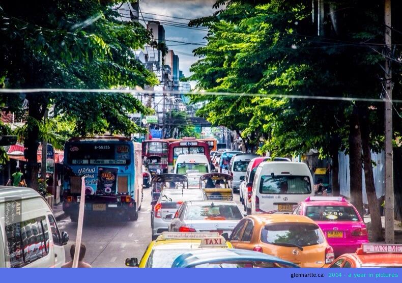 The brights of the city, Bangkok, Thailand