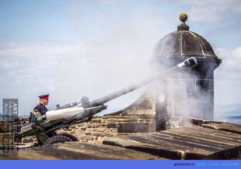 The One O'Clock Gun