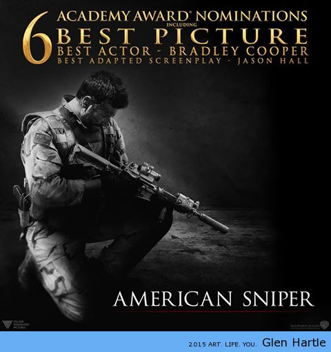 American Sniper ~ wow movie!