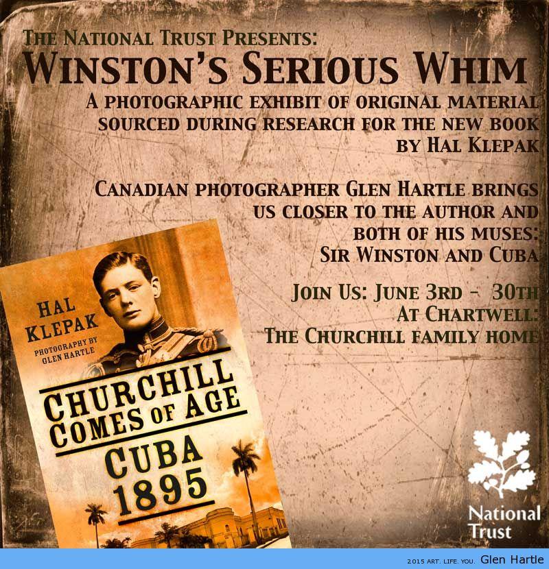 Winston's Serious Whim