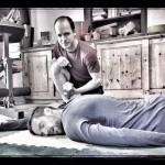 """As Joe put it: """"...paying the price for that high British lifestyle"""" of these last weeks... #MEDIC!!! tabata tough"""