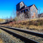 The Right Of Way Mine in Cobalt, Ontario
