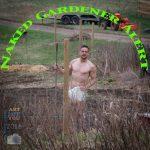 Celebrating World Naked Gardener Day