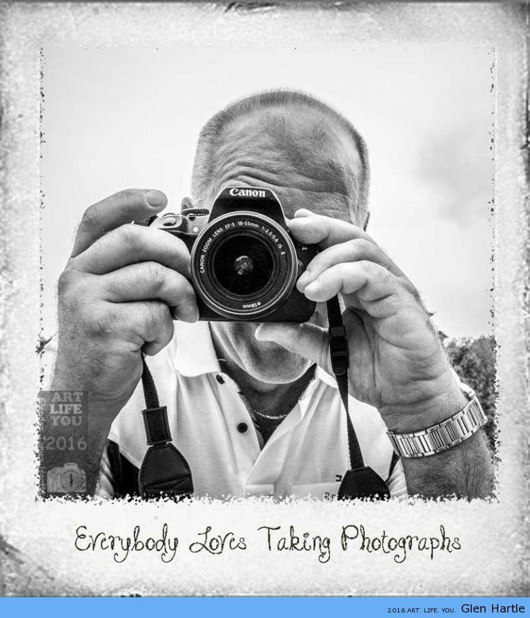 Everybody Loves Taking Photographs