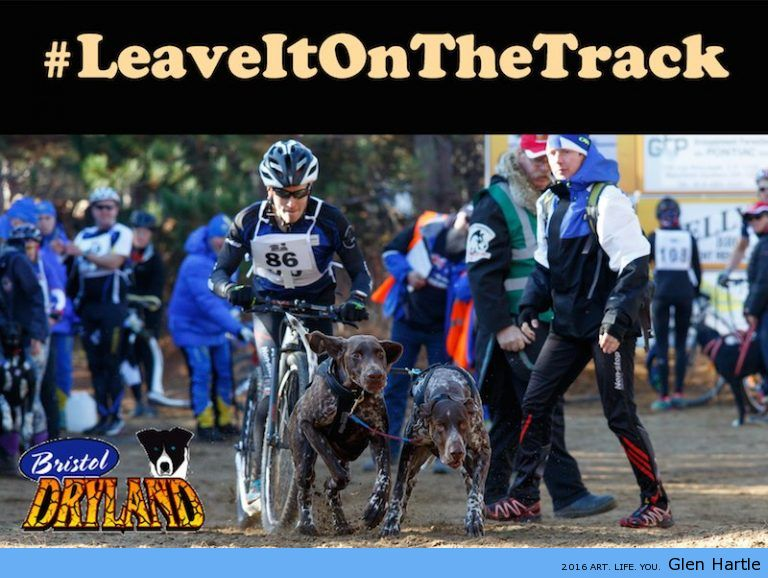 #LeaveItOnTheTrack