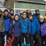 Winter hike 2016 - Time Out Hiking