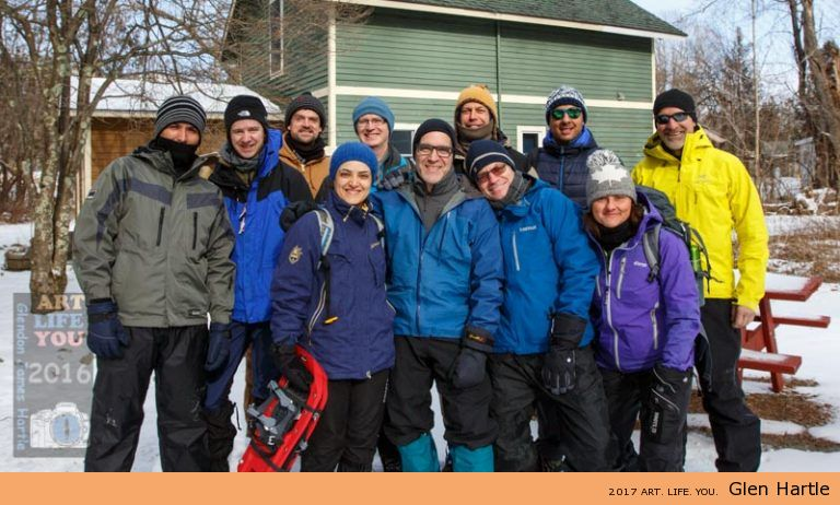 Winter hike 2016 – Time Out Hiking