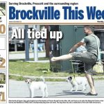 Brockville This Week - All Tied Up - I made the news!