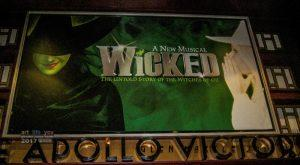 RETRO: First time I saw Wicked – London, November 10th, 2006