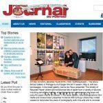 We made the Pontiac Journal too!