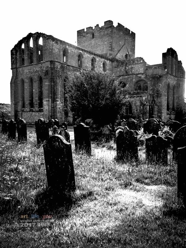 The Lanercost Priory – a real King's Landing
