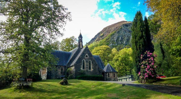 The Aberfoyle Parish Church