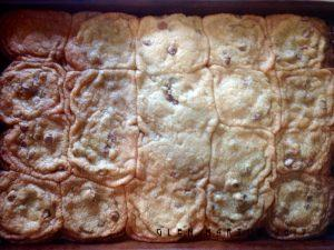 Um…how about one big cookie instead …?