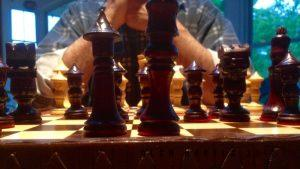 Friday night fellowship – chess