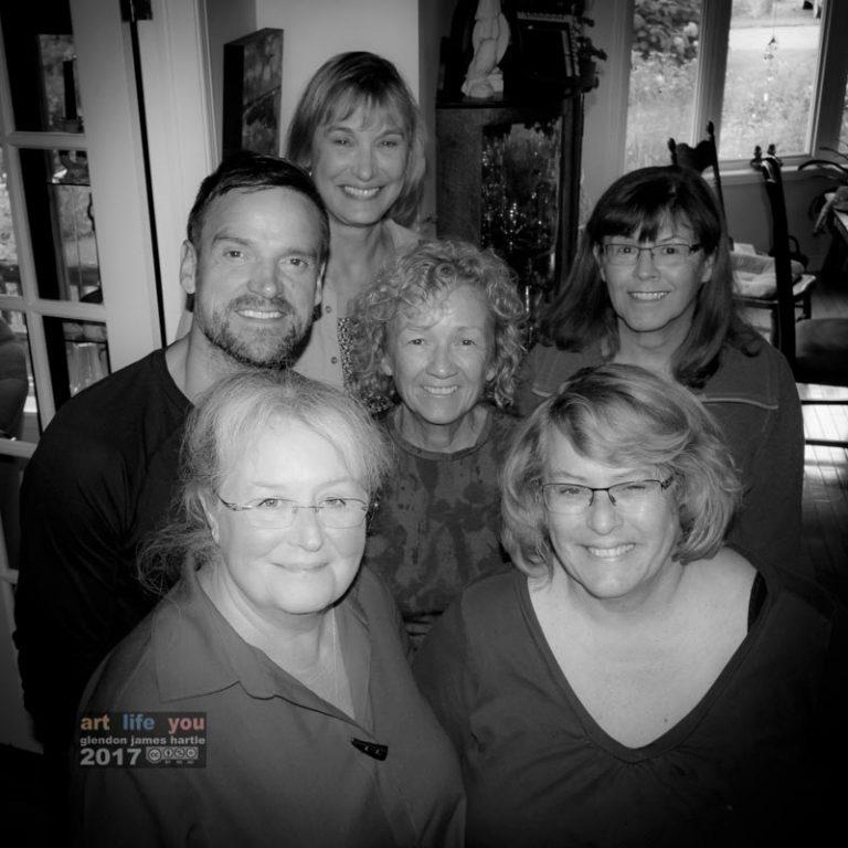 artPontiac Volunteer meeting … and pot luck :)