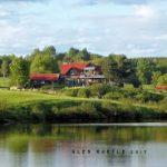 """The Post We Saw - """"Spectacular Gatineau Hills Hobby Farm with Lake"""""""