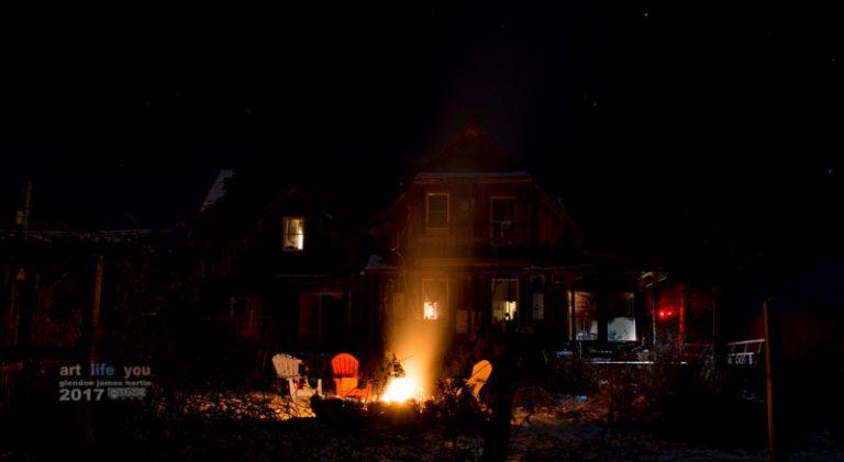 Fellowship and bonfire :)
