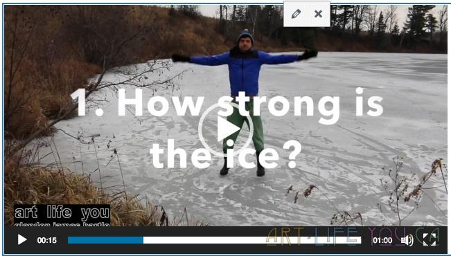 Follow-up to the Simple Joy video ~ ice science!! :)