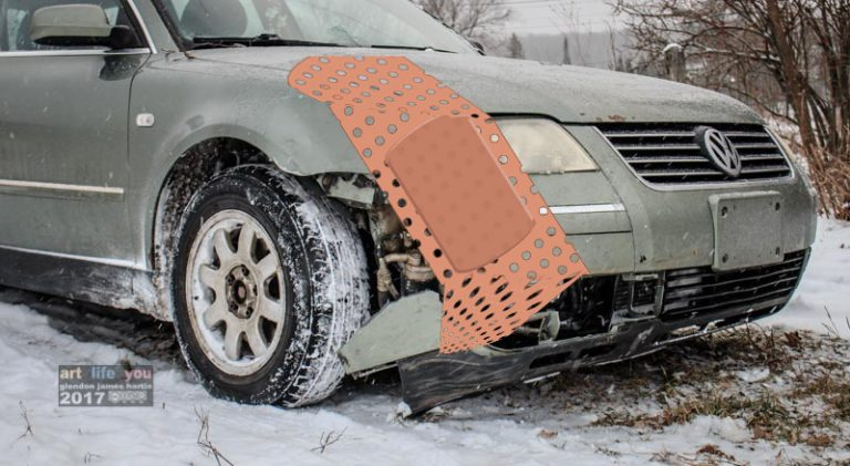 I fixed your car … can I have my truck back?