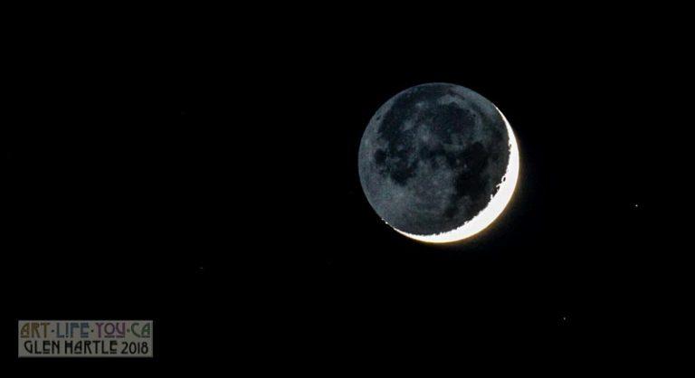 Magical Moon – Sunlight & Earthlight
