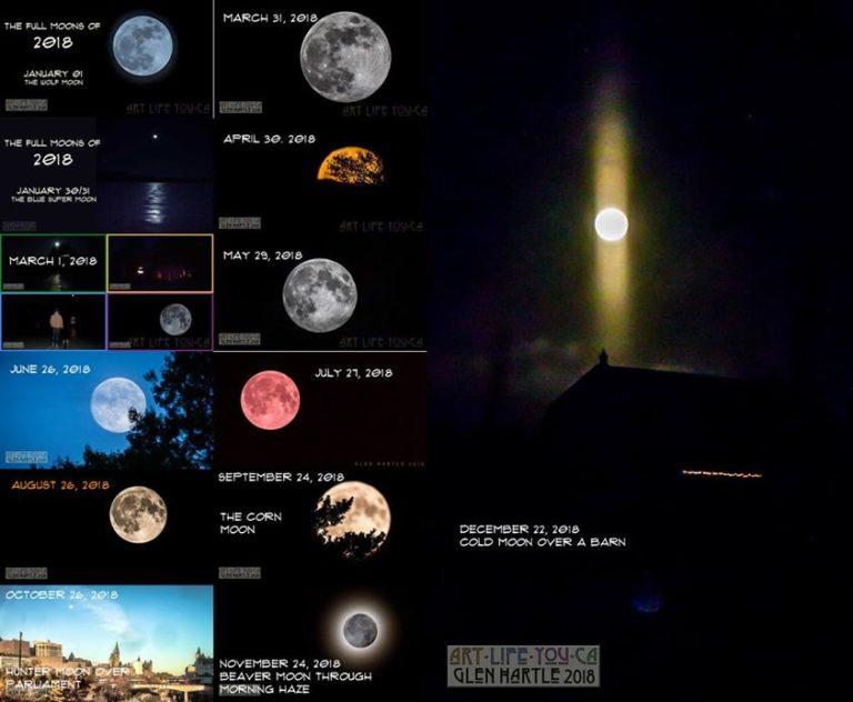 Backlog … and moon …