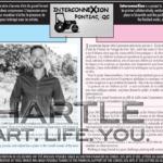 InterconneXion - my blurb is live in the Pontiac Journal!