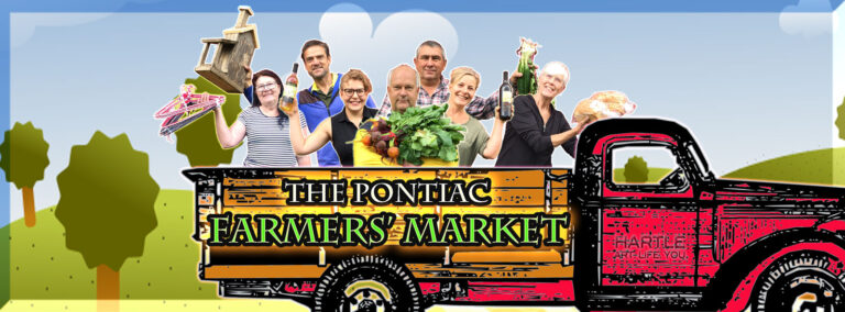 The Pontiac Farmers' Market (FB cover)